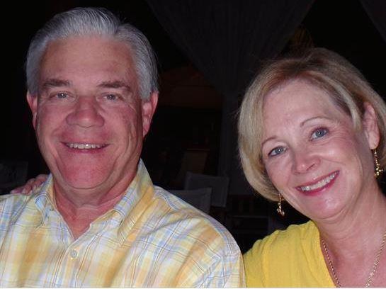 Steve and Vicki Fehr
