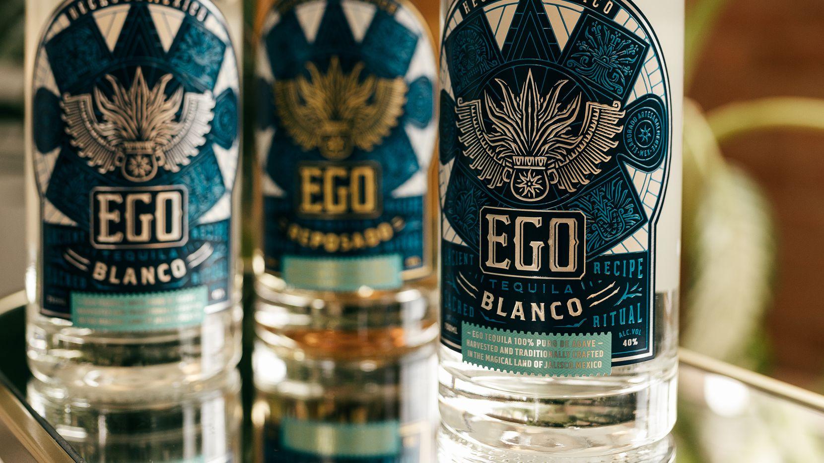 Ego Tequila produces a blanco and a reposado.