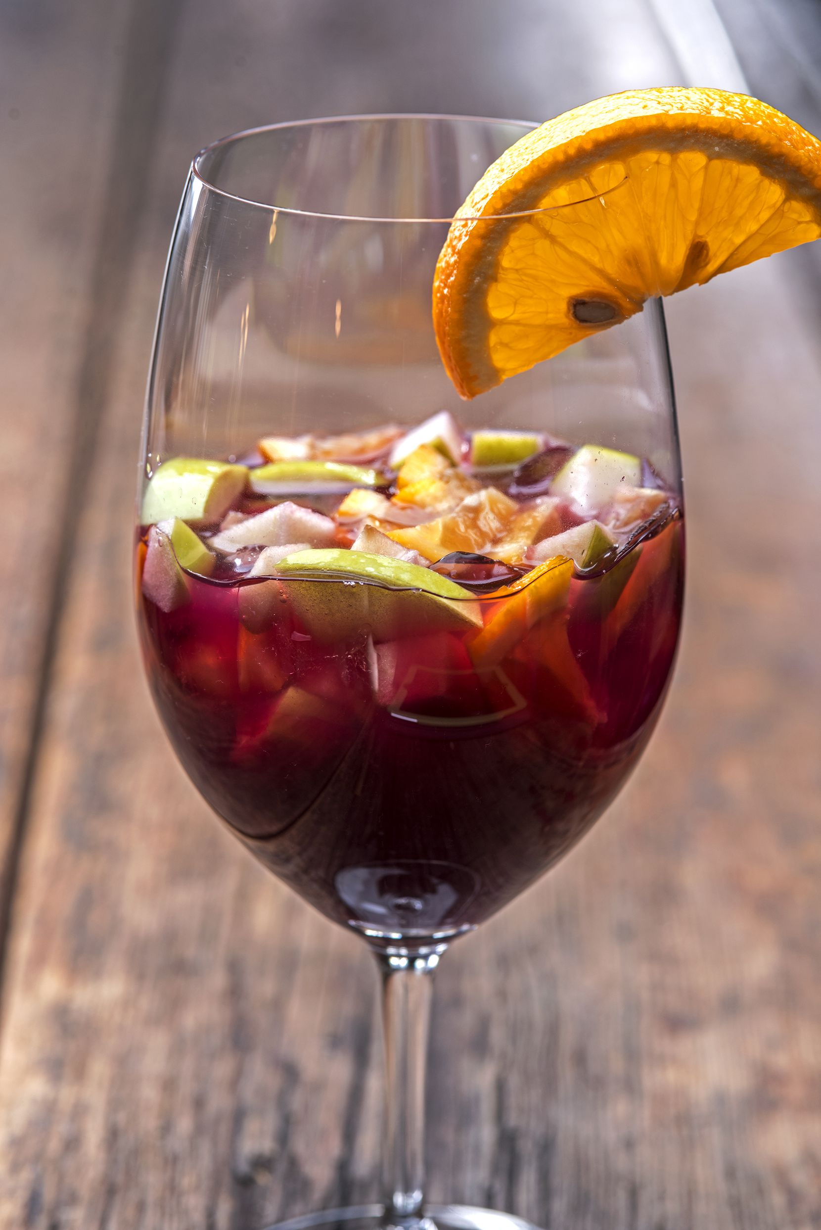 """The Perini Sangria from """"Perini Ranch Steakhouse: Stories and Recipes for Real Texas Food."""""""