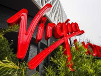 The new the Virgin Hotels Dallas was photographed on Dec. 16 in Dallas. The newly built hotel is at 1445 Turtle Creek in the Dallas Design District.