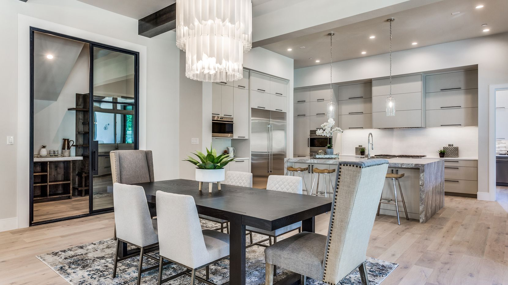 Inventories of homes are low and buyers are plentiful, so now's a great time to sell your home, according to the luxury experts at Allie Beth Allman & Associates.