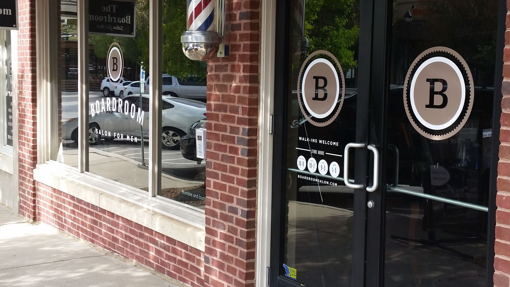 Boardroom Salon for Men has been in Southlake Town Square since 2004.