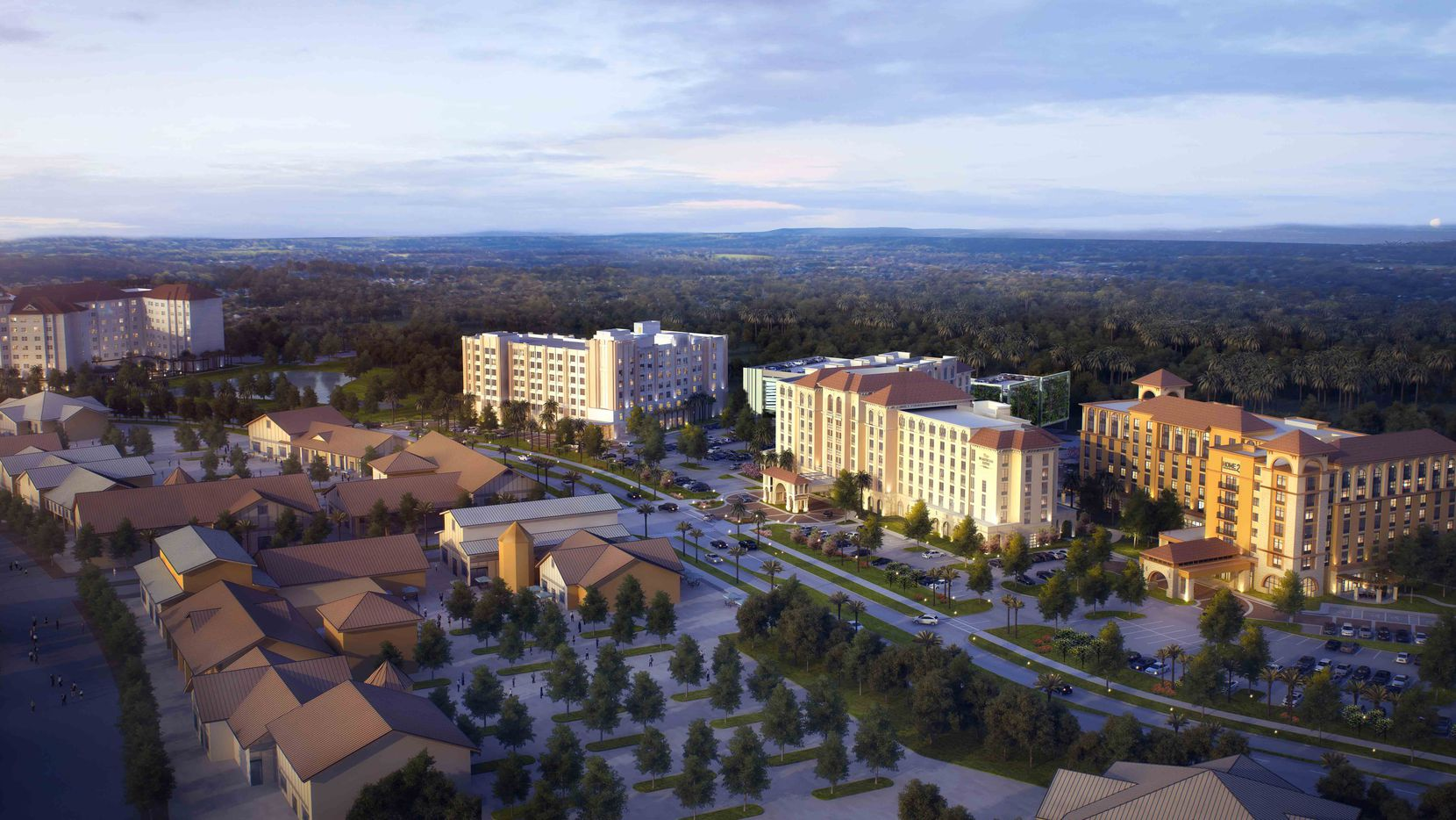 Hall Structured Finance is providing $140 million in construction funding for four new hotels.