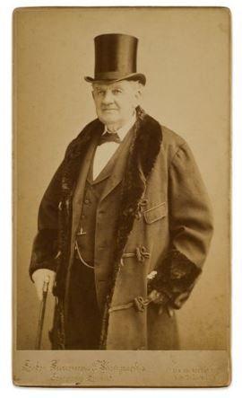 P.T. Barnum in 1885.