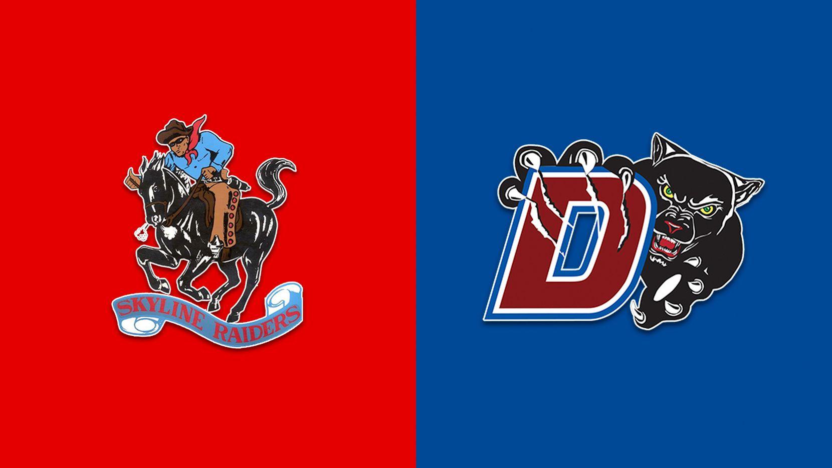 Skyline vs. Duncanville.