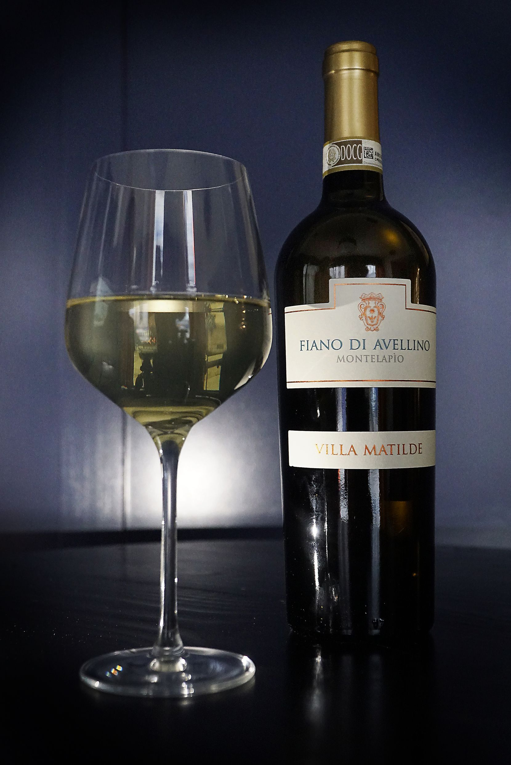 Villa Matilde Fiano di Avellino is a white wine that red wine drinkers will love.