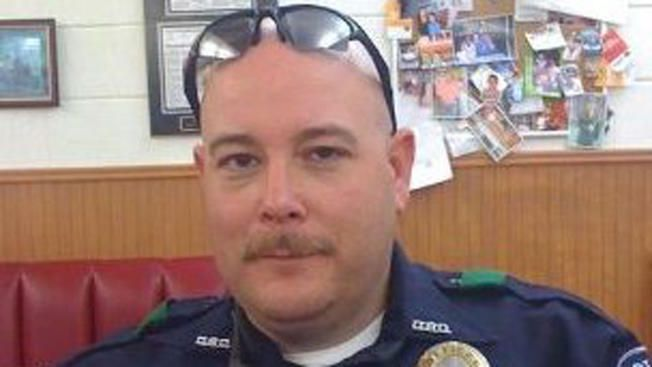 DART Police Officer Brent Thompson