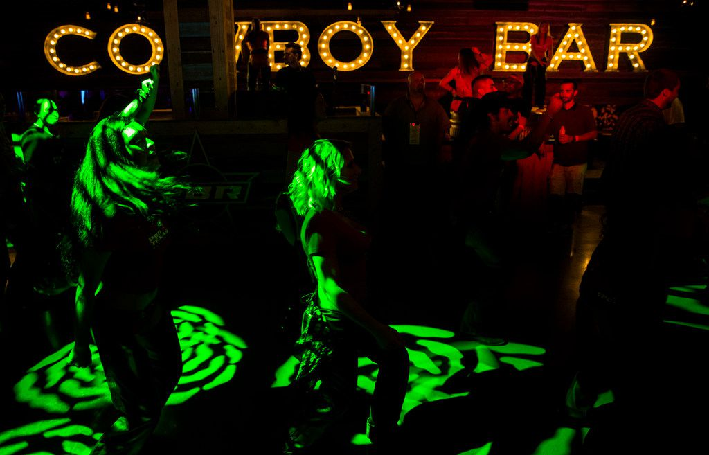 Head to PBR Texas honky tonk club for some boot, scoot and boogie vibes.