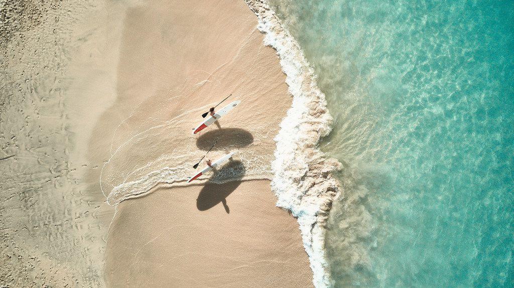 Silversands Resort is an ideal home base for ocean fun.