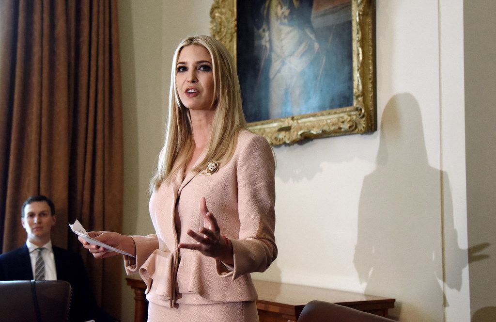 Ivanka Trump, whose official title is assistant to the president, will participate in a tour and discussion with Walmart Academy students and facilitators to learn about the company's program to train and retrain workers.
