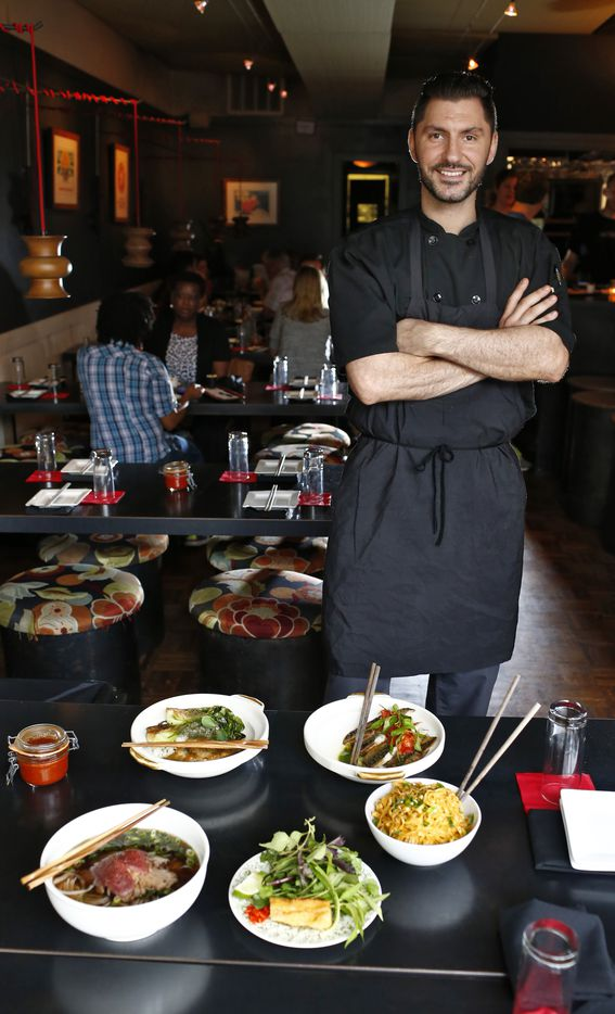 Executive chef Peja Krstic