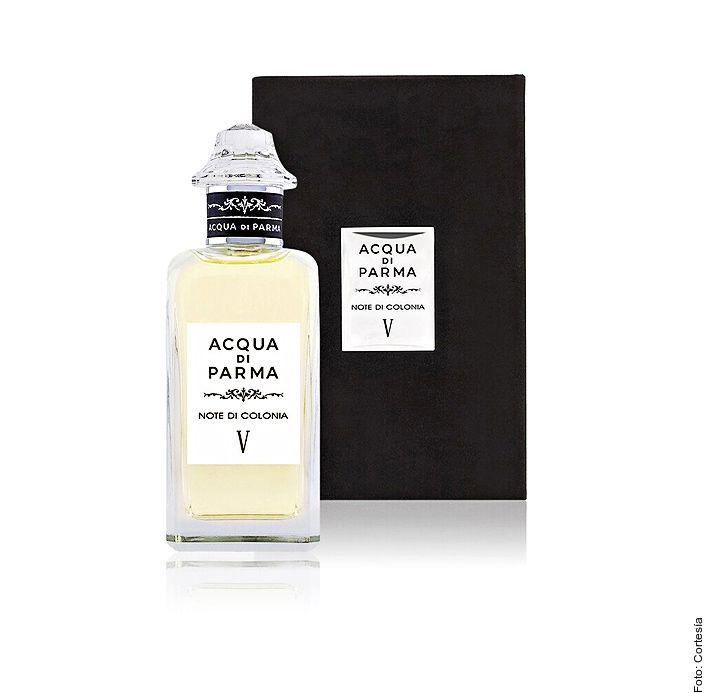 La fragancia Note Di Colonia V, de Aqua Di Parma, está dedicada a los amantes de la música que gustan de las arias célebres.