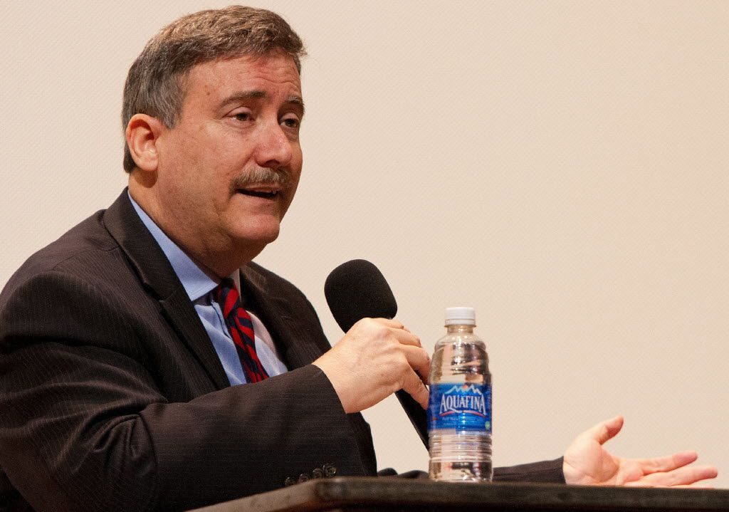 Larry Sabato, author of the book TRUMPED: The 2016 Election That Broke All the Rules
