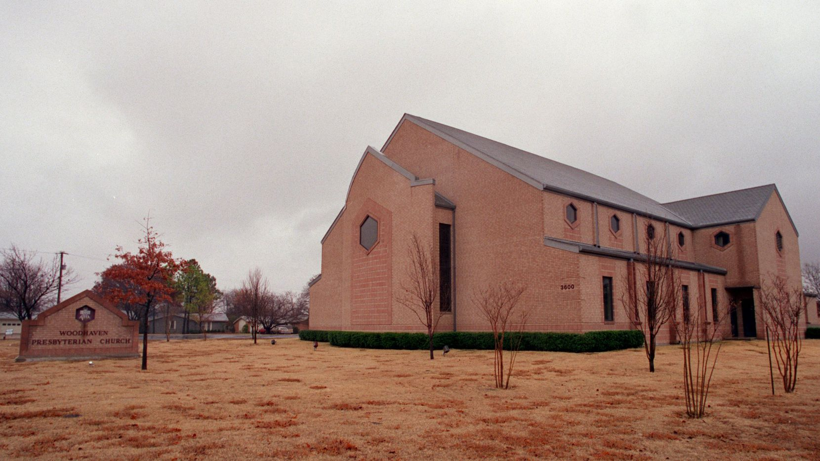 Woodhaven Presbyterian Church in Irving.