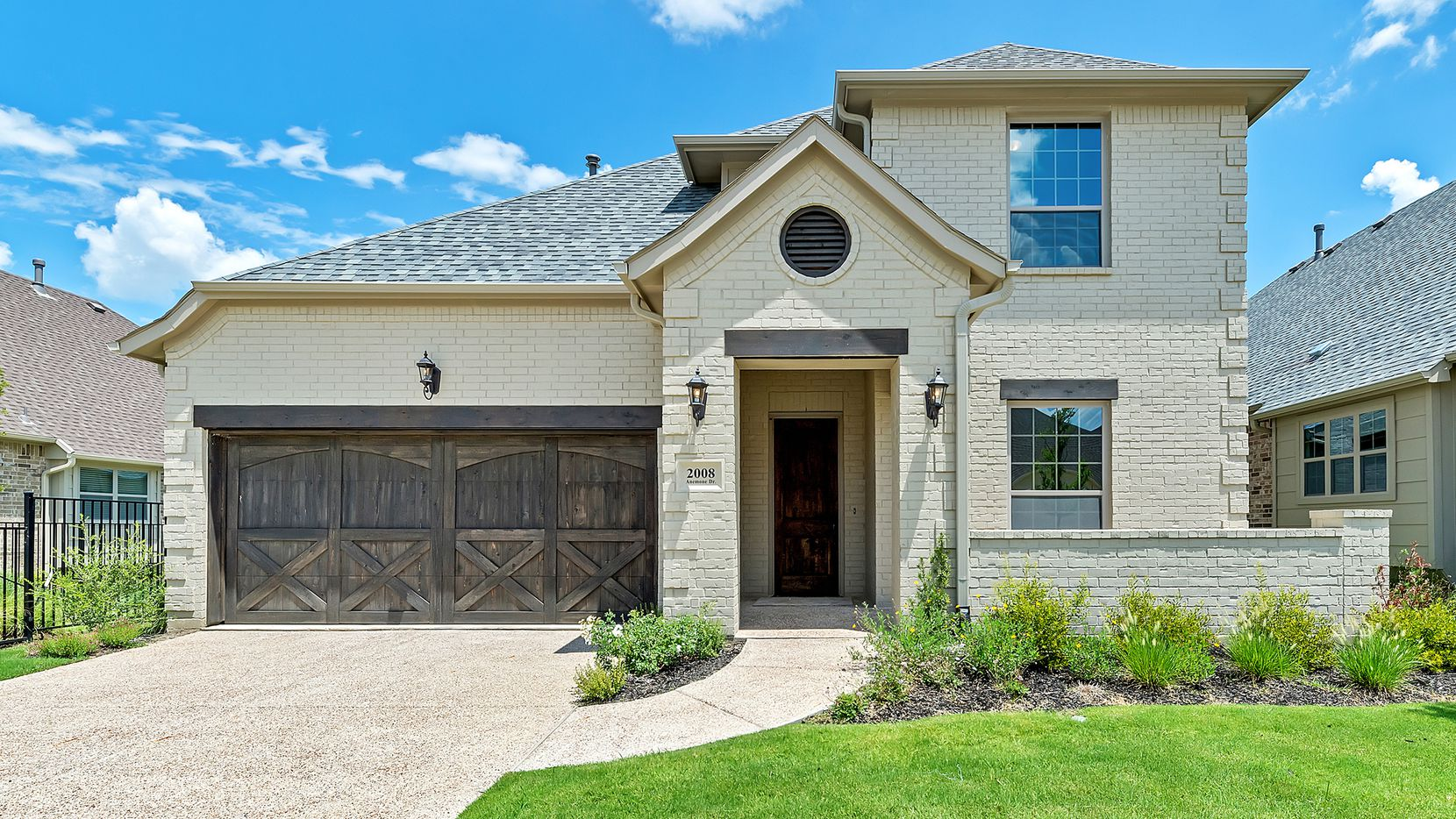 Energy-efficient single-story designs from Grenadier Homes are available in Orchard Flower, a 55-plus community in Flower Mound.