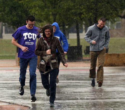 Esta semana habrá lluvia en el Norte de Texas. TOM FOX/DMN