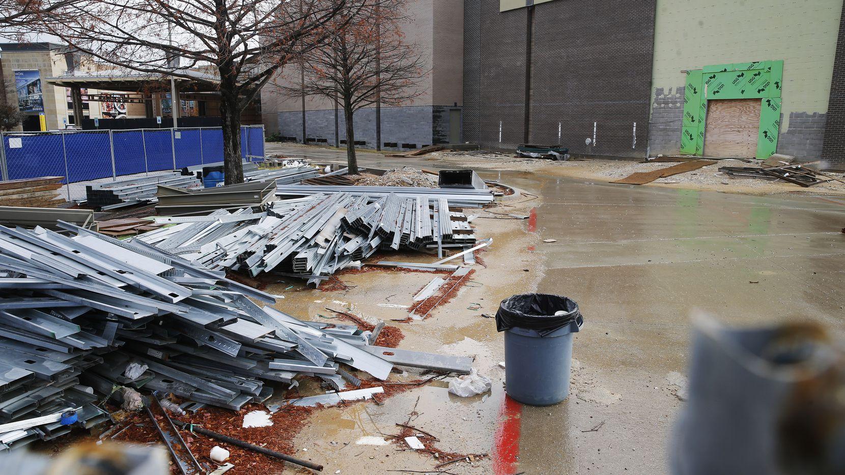 La construcción de un nuevo multiplex de Cinépolis en Plano quedó cancelada debido a la pandemia.