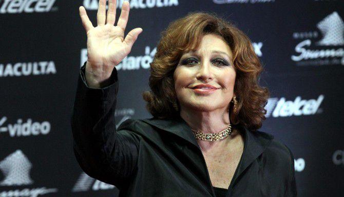 La actriz y cantante mexicana Angélica María. (AGENCIA REFORMA/Ángel Delgado)