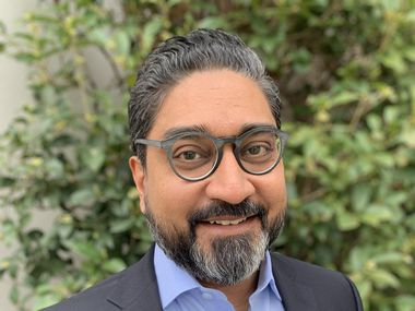 Panna Sharma is the CEO of Lantern Pharma.
