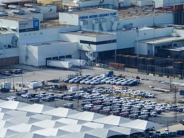 General Motors,  with the Arlington assembly plant pictured in this file photo, was the third largest employer in Arlington in 2020, with 4,484 jobs.