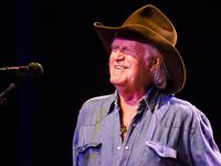 Billy Joe Shaver performs on Jan. 8, 2016, at the Kessler Theater in Dallas.
