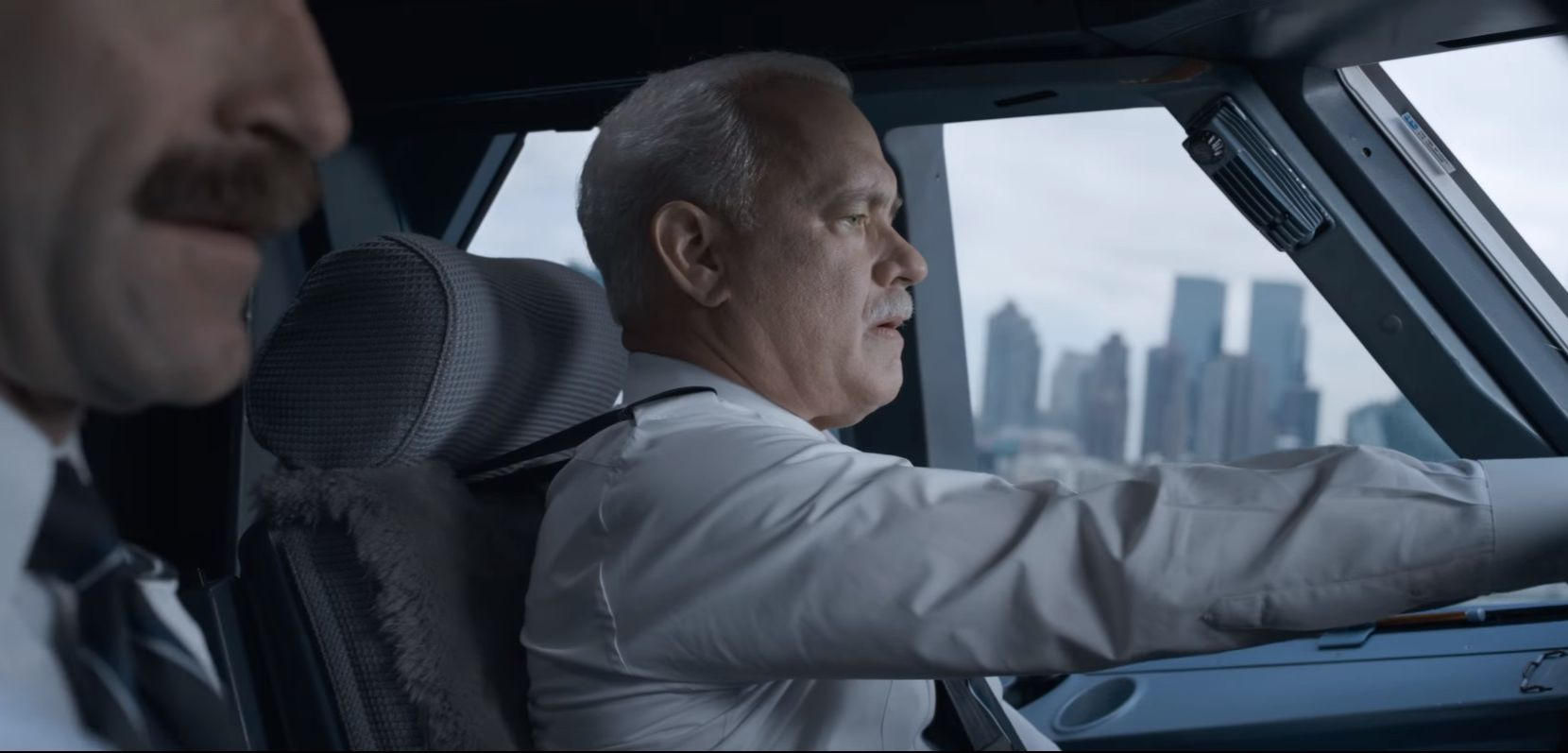 """Tom Hanks plays Capt. Chesley """"Sully"""" Sullenberger of Denison in the upcoming film """"Sully."""""""