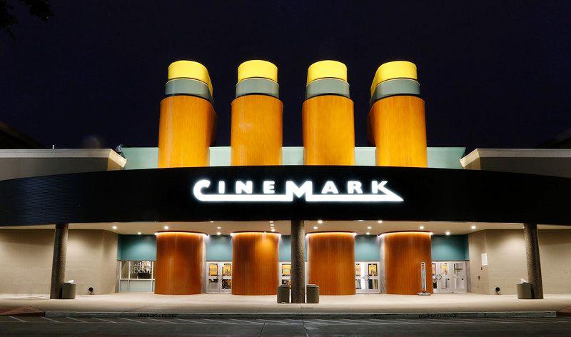 Cinemark West Plano y XD en el 3800 Dallas Pkwy., de Plano. Cinco sedes de Cinemark abrirán el 19 de junio.