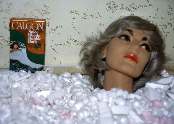 The Bordello Museum in Wallace, Idaho, includes all the products the women left behind in 1988, including toiletries, foodstuffs, music and magazines.