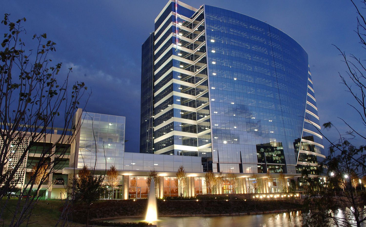 Alkami Technology is headquartered in the Granite Park development on Dallas North Tollway in Plano.