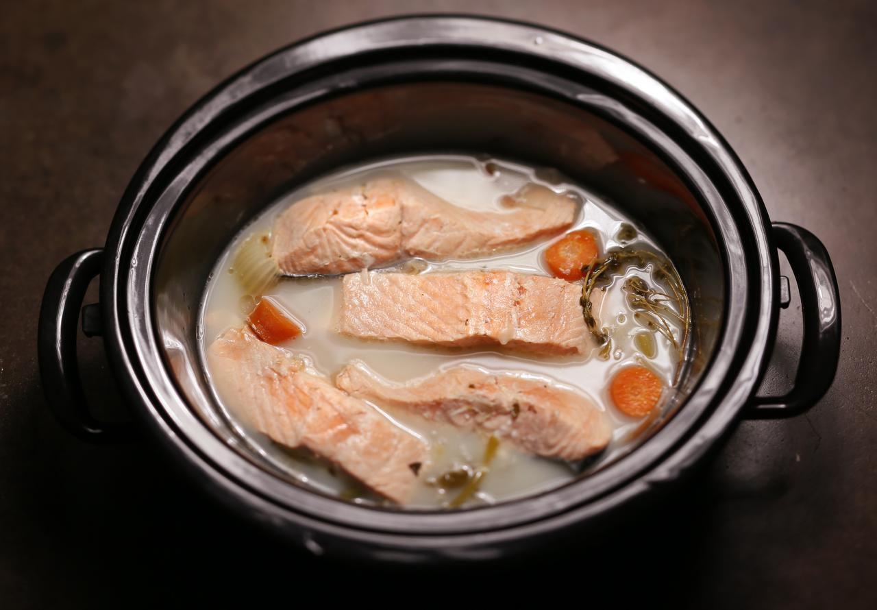 La cocción lenta conserva los nutrientes de la comida y está lista para cuando llegas del trabajo. (ARCHIVO/DMN)