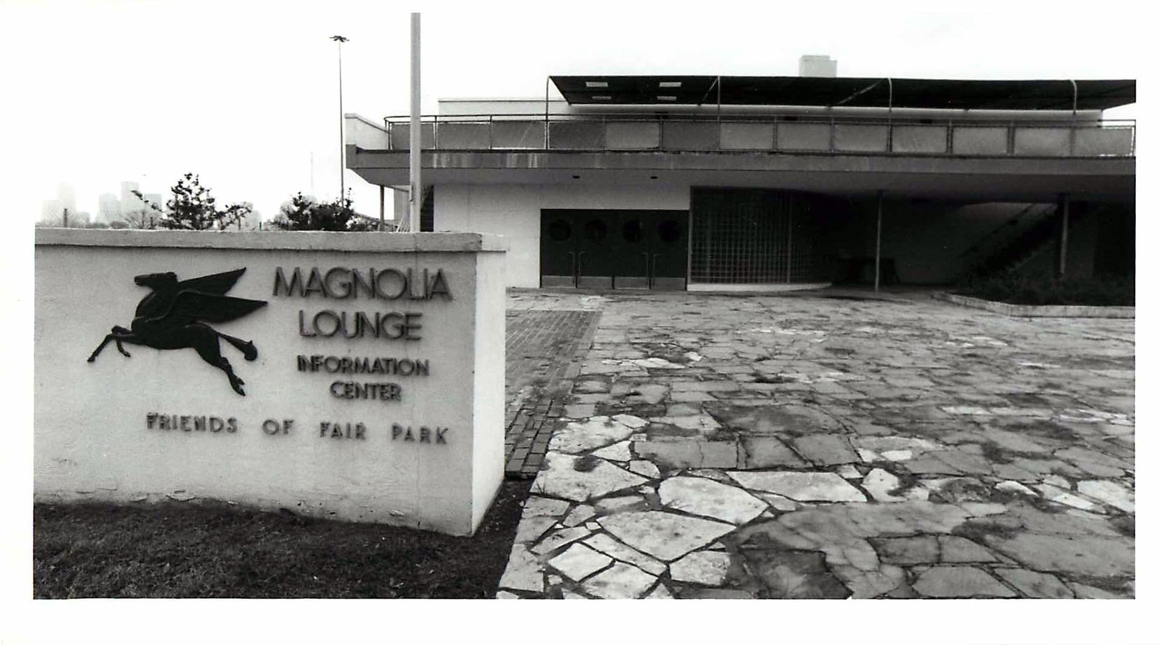 March 9, 1992: Magnolia Lounge at Fair Park