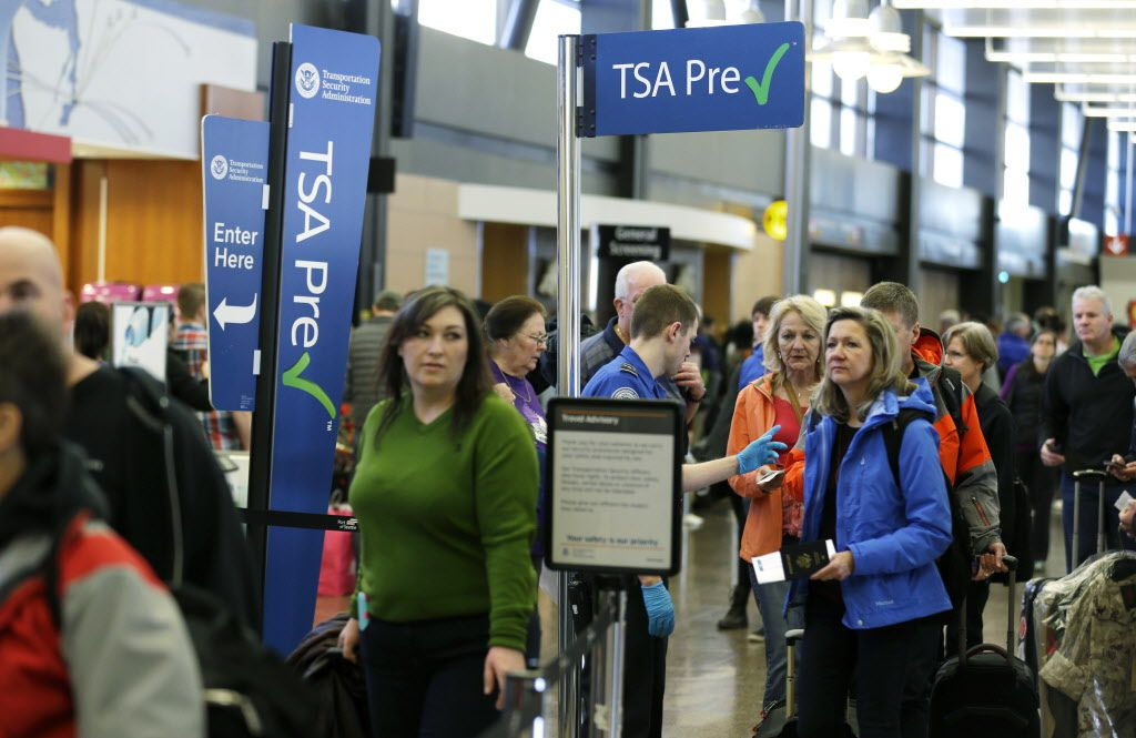 The Transportation Security Administration banked on PreCheck expedited security to ease lines at U.S. airports, but millions fewer travelers than expected paid the $85 fee for advanced clearance.