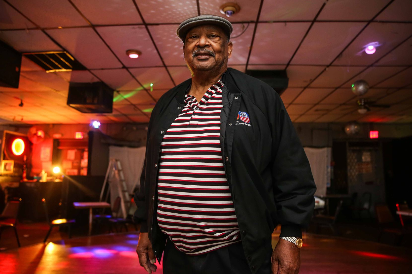 """Kliff Klub owner Bill Frazier """"was really just trying to take care of the people who were taking care of his business,"""" says Venita Brown, a  bartender who started there as a waitress in 1990. """"It was a club, but it was a club of family and friends. I think it leaves as the heart of Oak Cliff."""""""