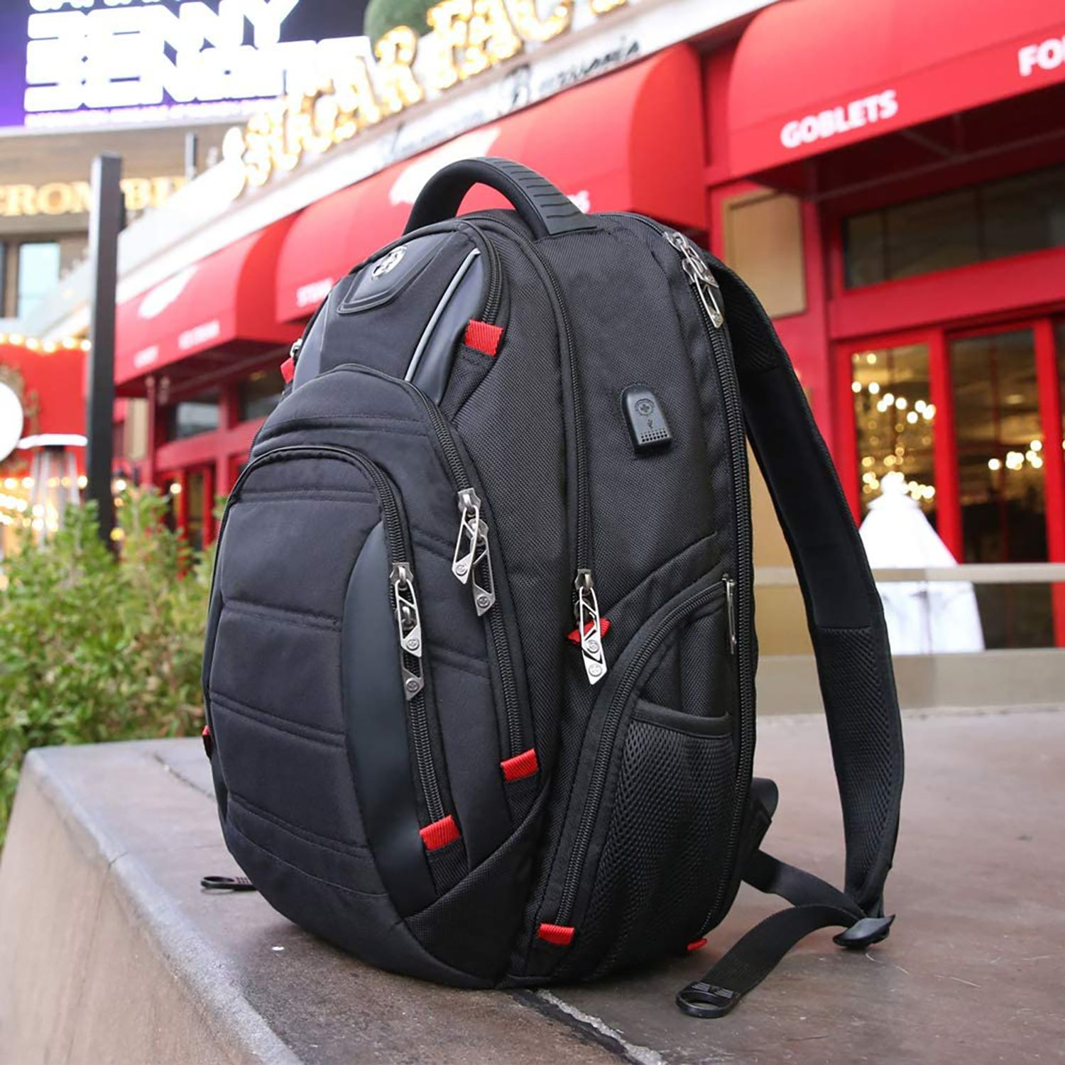 Swissdigital Circuit Business Travel Backpack