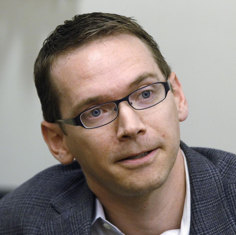 Education Commissioner Mike Morath