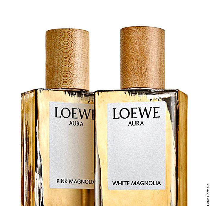 El nuevo perfume de la firma Loewe está basado en la corta historia de una flor de magnolia de piel de seda, y con un aroma tan poderoso como adictiva.
