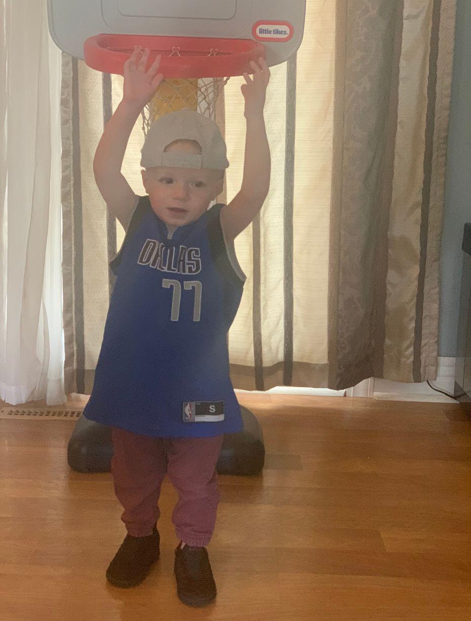 22-month-old Luka Ozegovic (courtesy of his dad, Esmir Ozegovic)