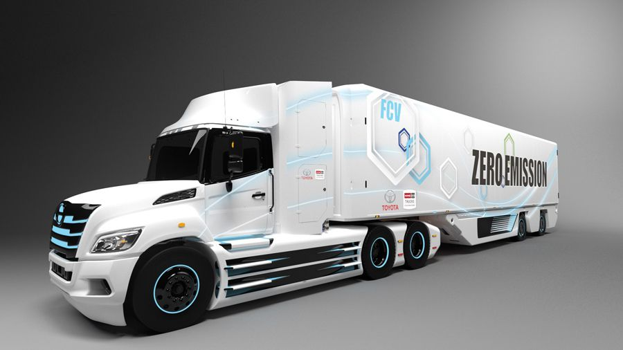With expanding interest in heavy-duty electric trucks, Toyota Motor North America and Hino USA say they will jointly develop a fuel cell electric truck for the North American market.