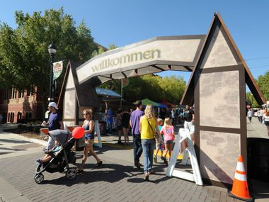 Oktoberfest is returning to Southlake this fall.
