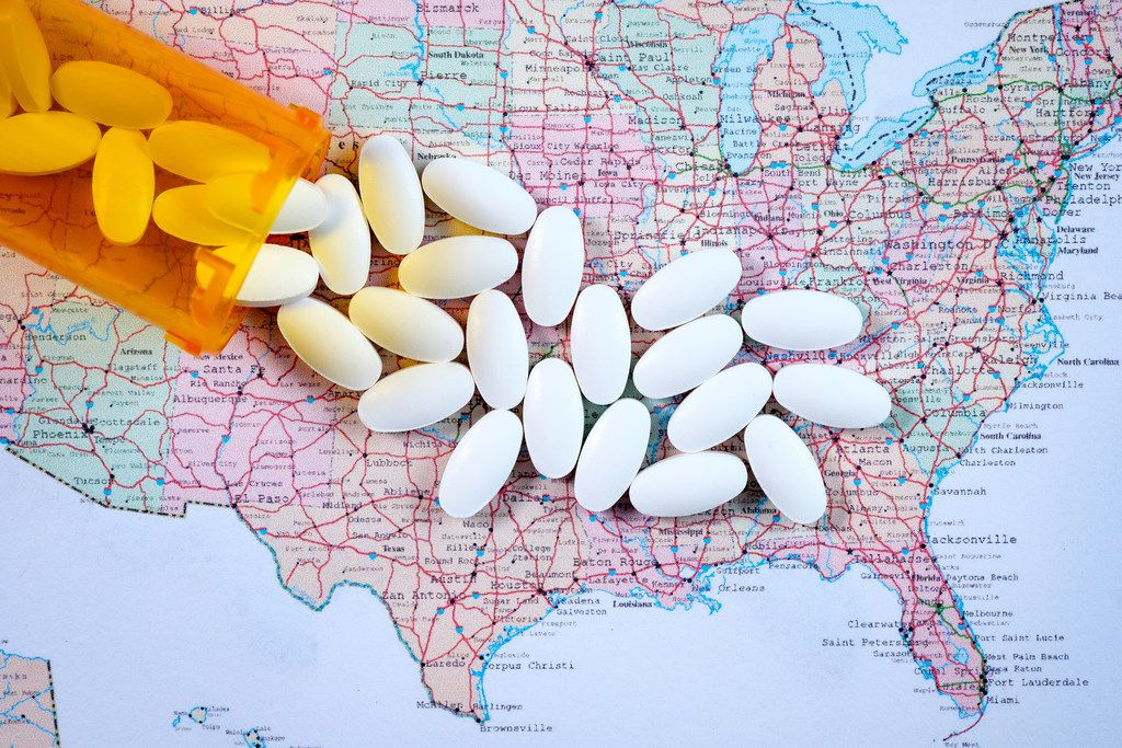 Despite increased attention to opioid abuse, prescriptions have remained relatively unchanged for many U.S. patients..