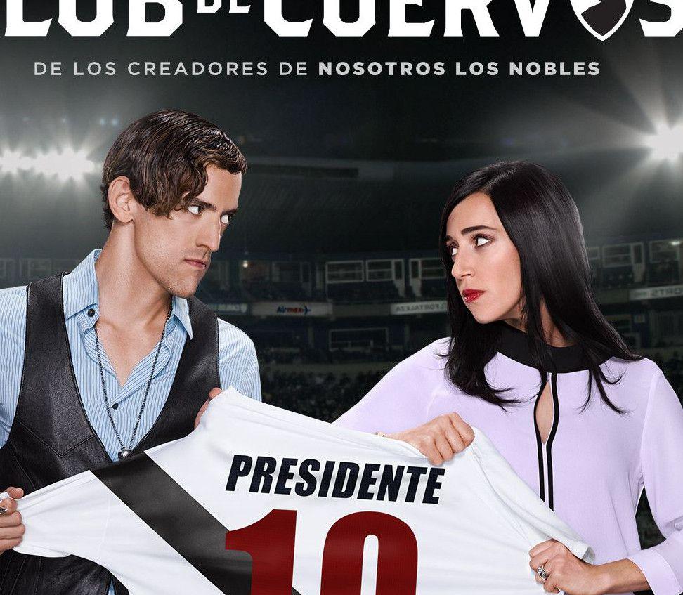 A través de un video en el canal oficial de YouTube, Netflix anunció que ya inició la producción de Club de Cuervos, serie más maratoneada en México./ AGENCIA REFORMA