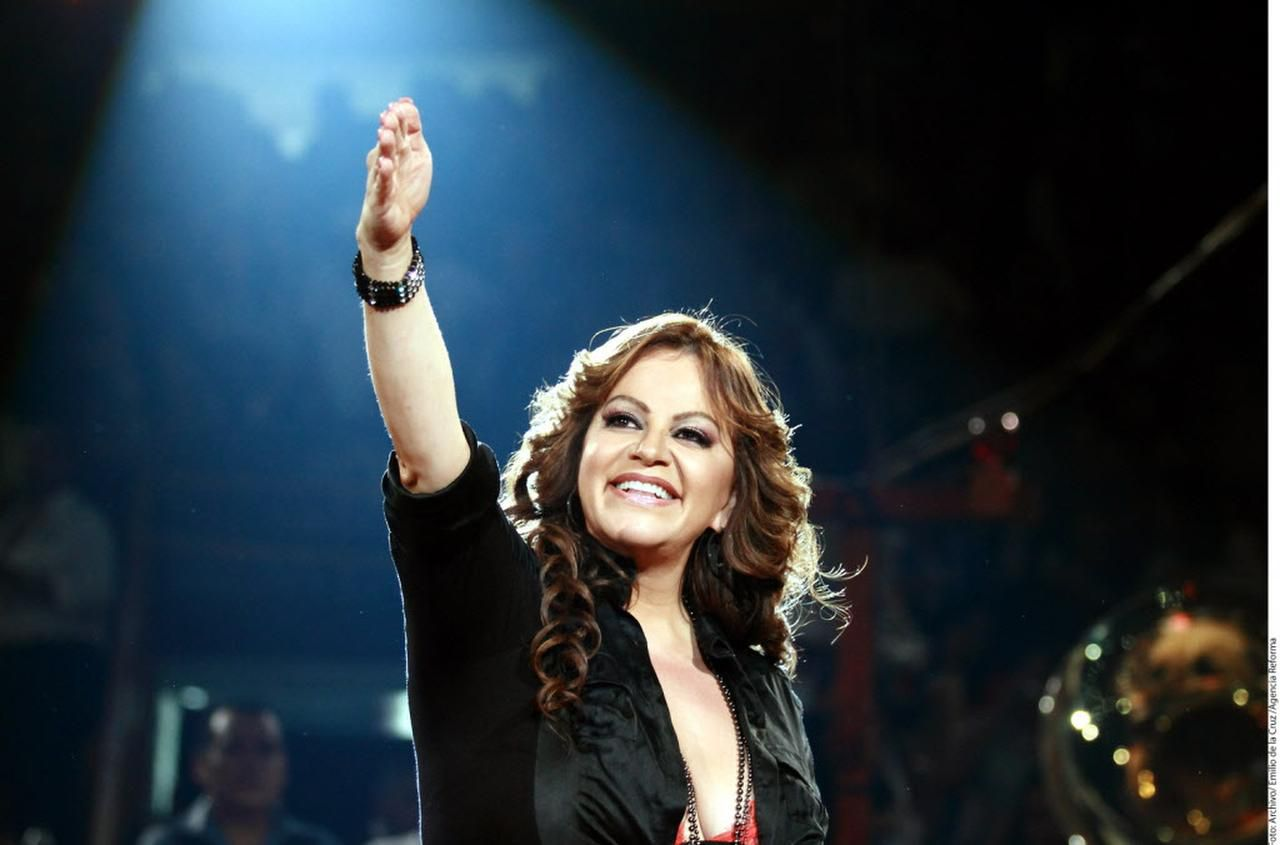 La Diva de la Banda Jenni Rivera murió en un accidente aéreo en México en 2012. Foto archivo