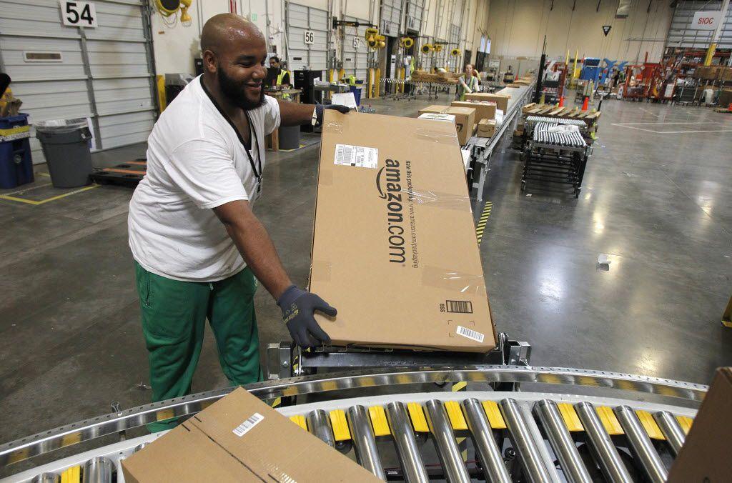 Amazon anunció un nuevo centro de distribución en Irving, cercal del Aeropuerto Internacional DFW.