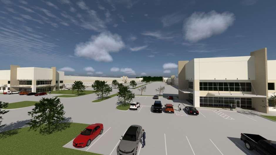 Transwestern Development has two new logistics projects underway in Houston.