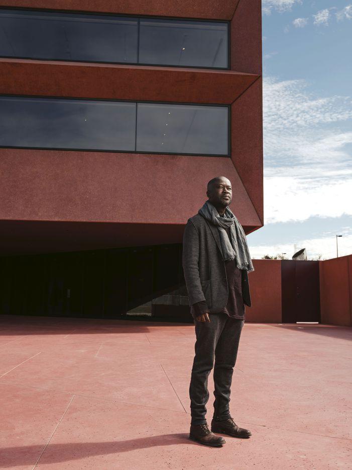 Architect David Adjaye