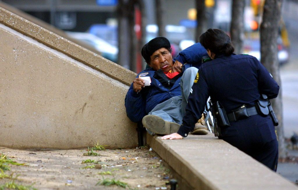 The new Dallas budget contains funding for a sober center where police can bring those suffering from substance abuse instead of arresting them on public intoxication charges.