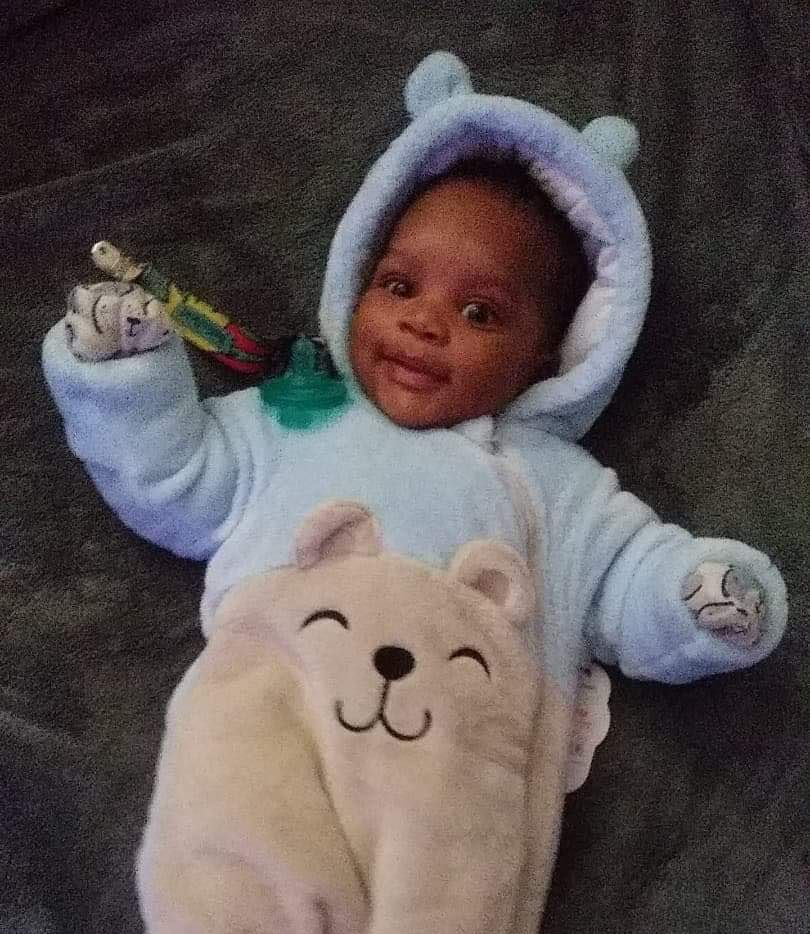 Ashton Smith was 3 months old when he died earlier this month. Police have charged a teenage girl in his death.