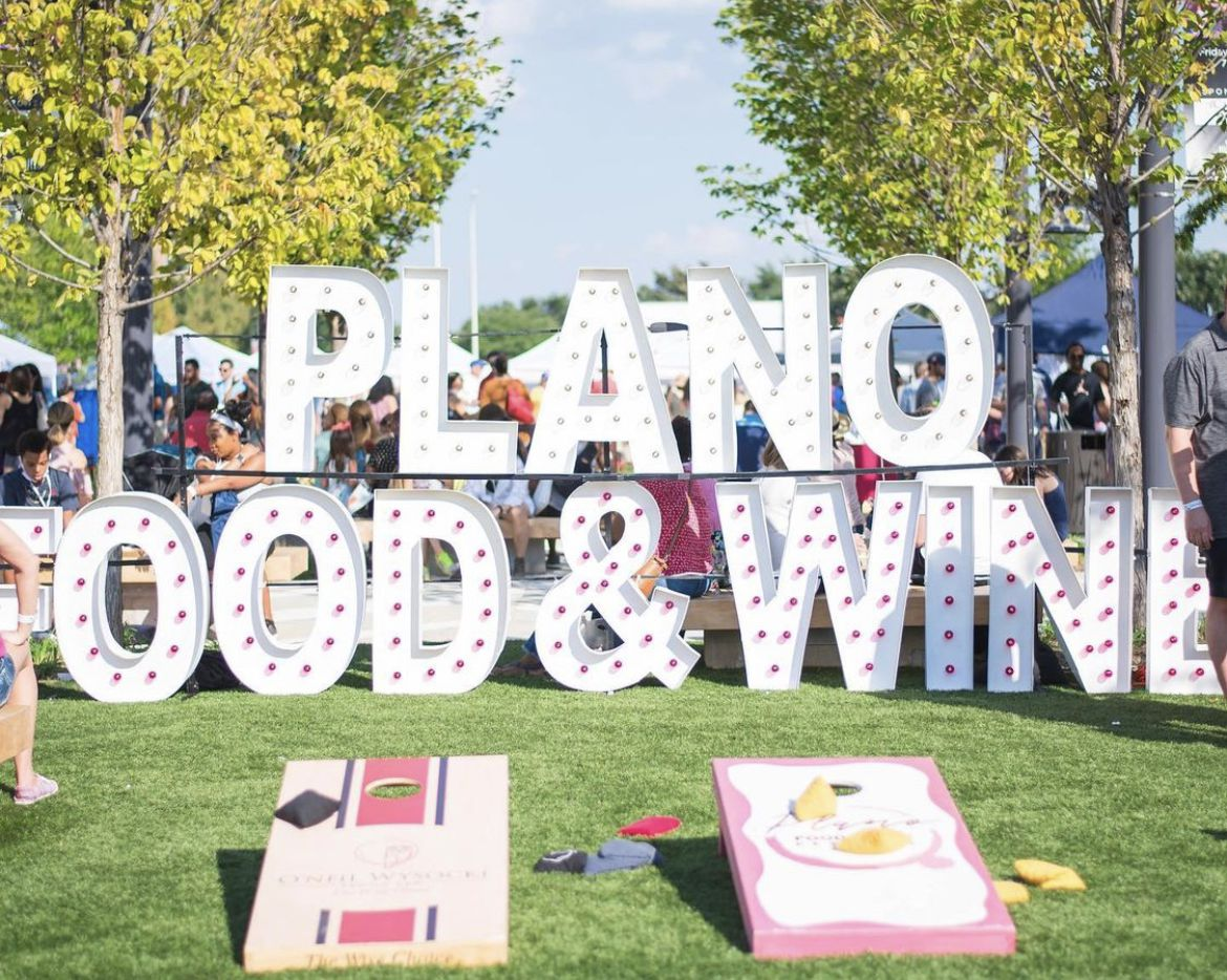 Legacy West in Plano is hosting the 4th Annual Plano Food & Wine Festival on Oct. 9.