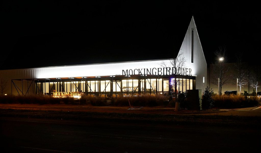 Mockingbird Diner in Dallas, Texas on Tuesday March 5, 2019. (Lawrence Jenkins/Special Contributor)