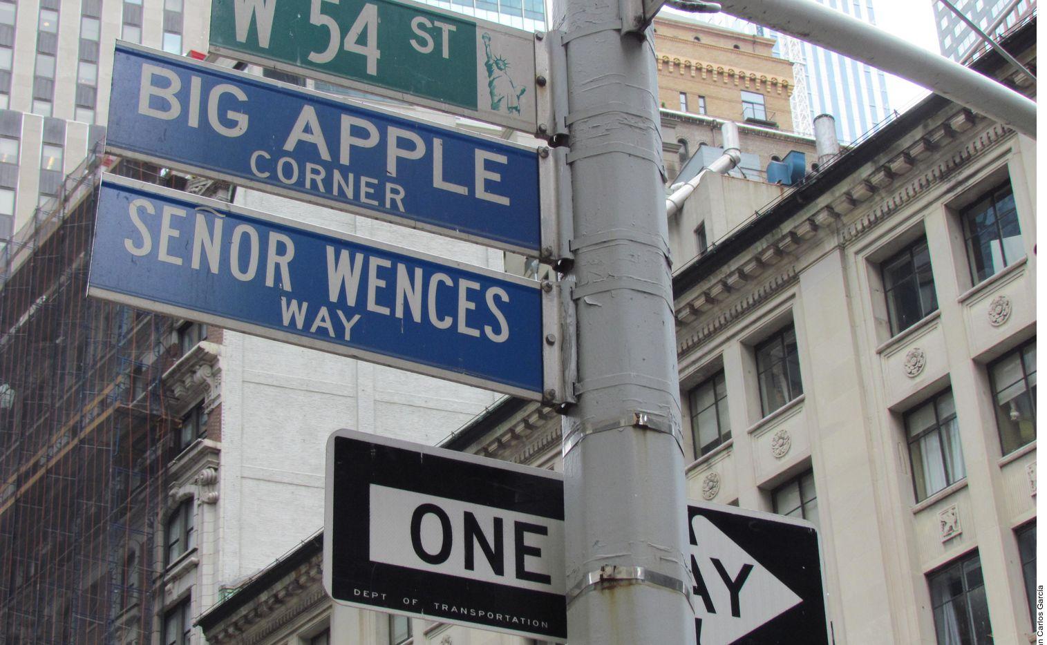 La ciudad de Nueva York es conocida como la Gran Manzana, sobrenombre que tiene su origen en las carreras de caballos que se realizaban durante la década de 1920.